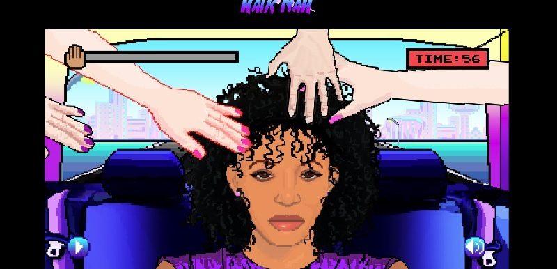 hair nah