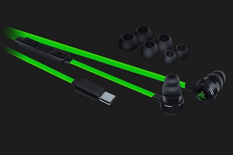 Razer Announces Hammerhead USB-C and iOS in-ear Headsets