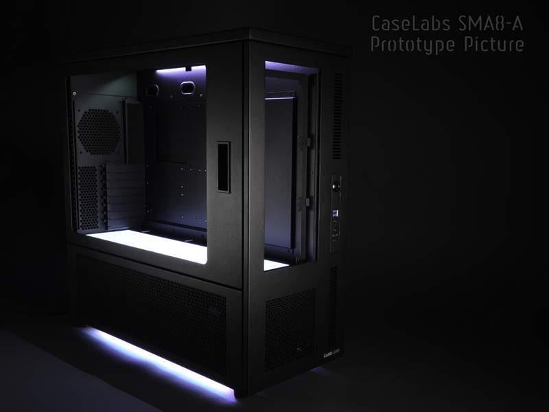 CaseLabs Announces Magnum SMA8 A Revision Case