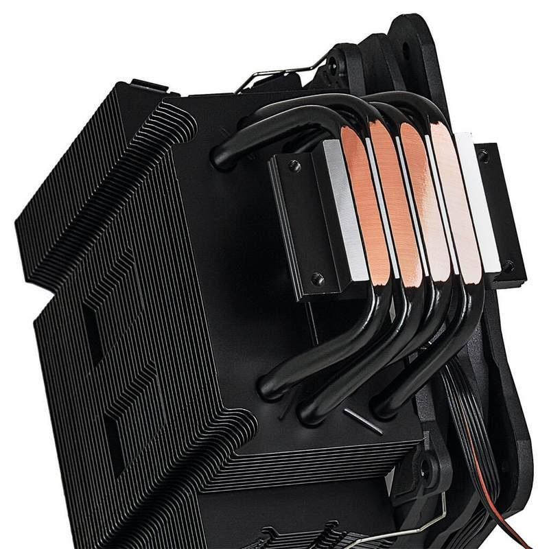 Alpenfohn Announces Ben Nevis Advanced Black RGB Heatsink