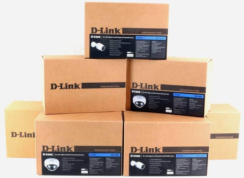 D Link Vigilance Photo All Boxes