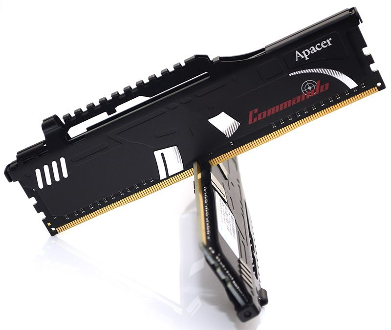 Apacer Commando 3466 MHz DDR4 Memory Review