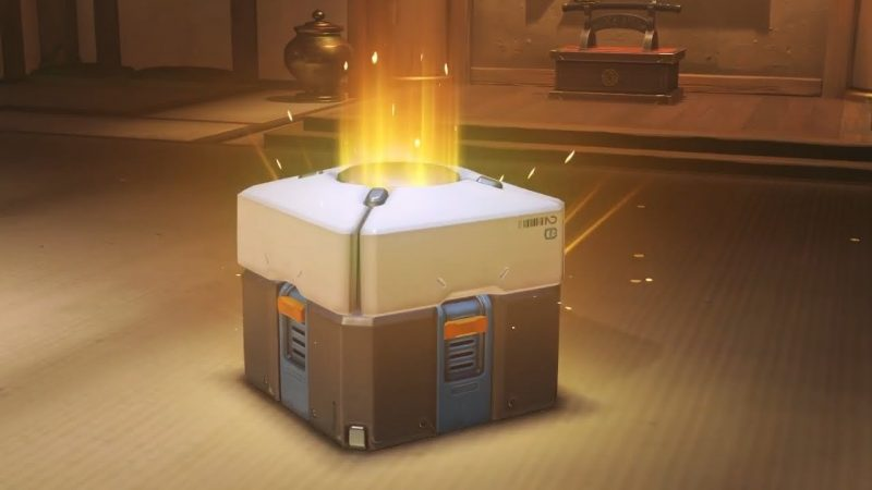 Overwatch Free-to-Play Weekend Starts November 17 loot boxes