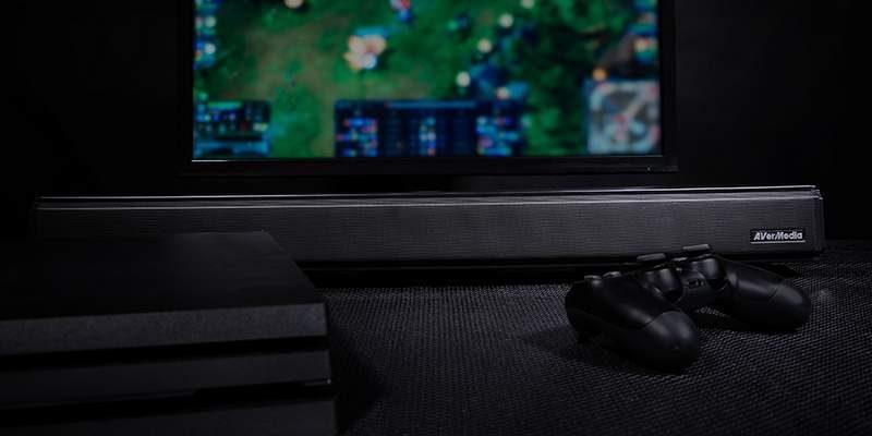 AVerMedia Introduces SonicBlast Series Gaming Soundbars