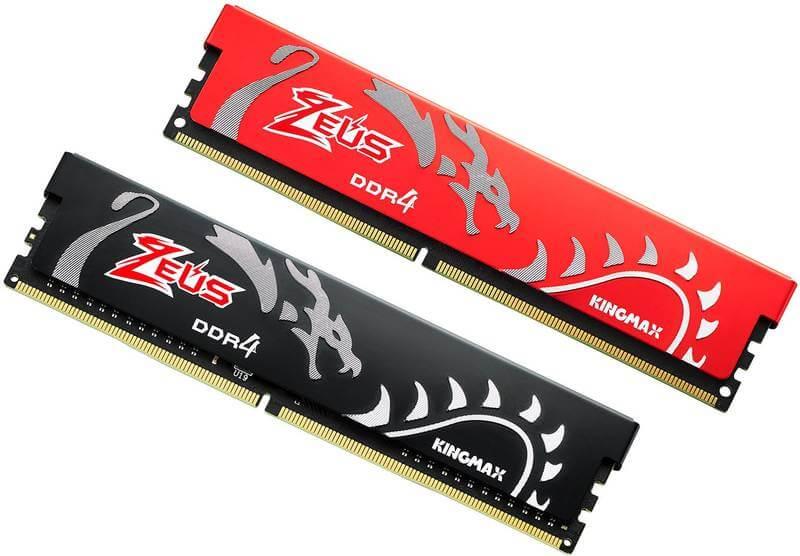 Kingmax Zeus Dragon DDR4 1