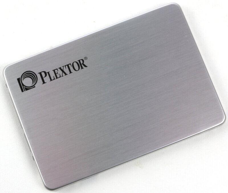 Plextor S3C 256GB Photo view top left