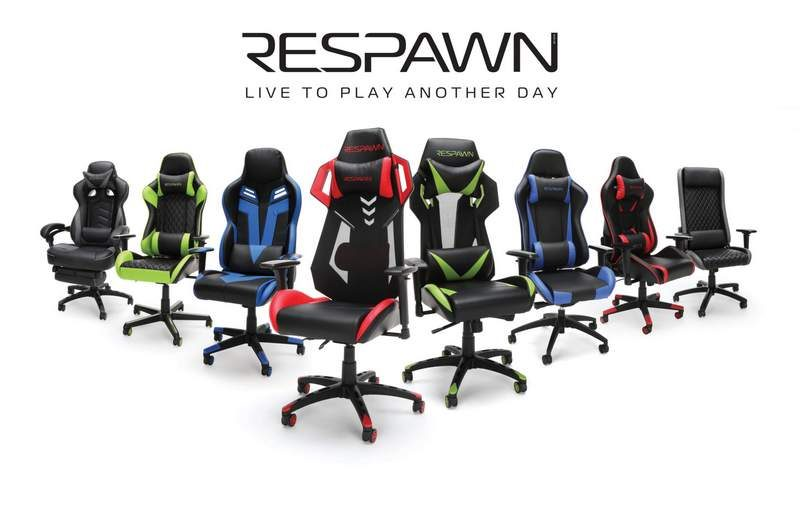 OFM Launches RESPAWN Brand Gaming Chair Lineup