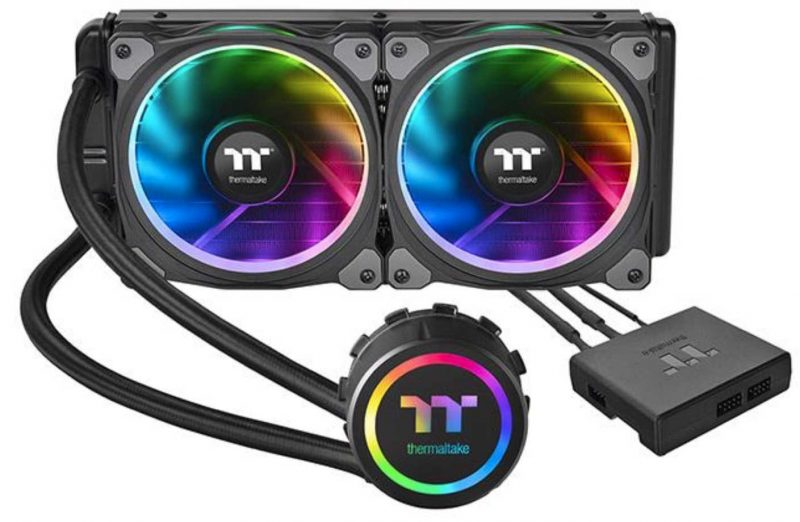 Thermaltake Floe Riing 240 AIO Liquid Cooler Review