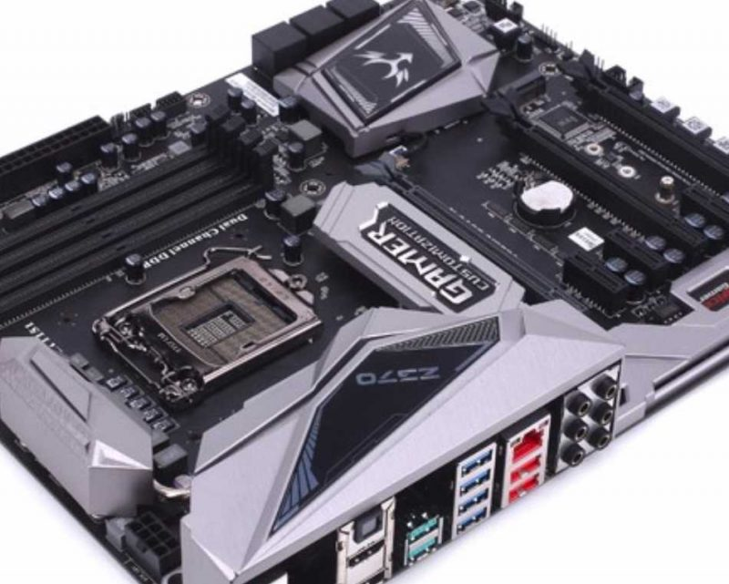 iGame Z370 Vulkan Motherboard Review