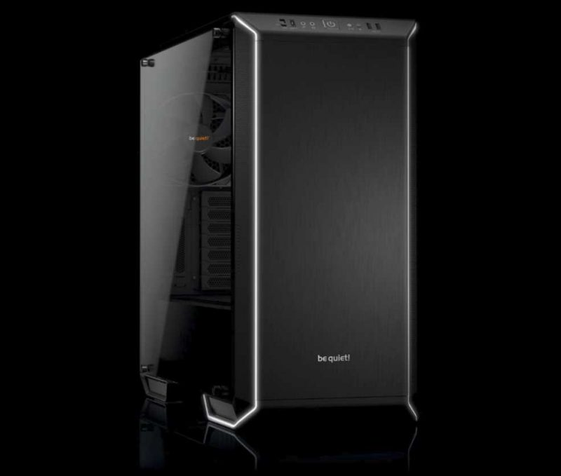 be quiet! Dark Base 700 Chassis Review