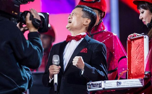 Alibaba Singles Day Sale Breaks Record With $25B USD Sold