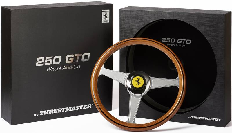 Thrustmaster Ferrari 250GTO Open Pack shot