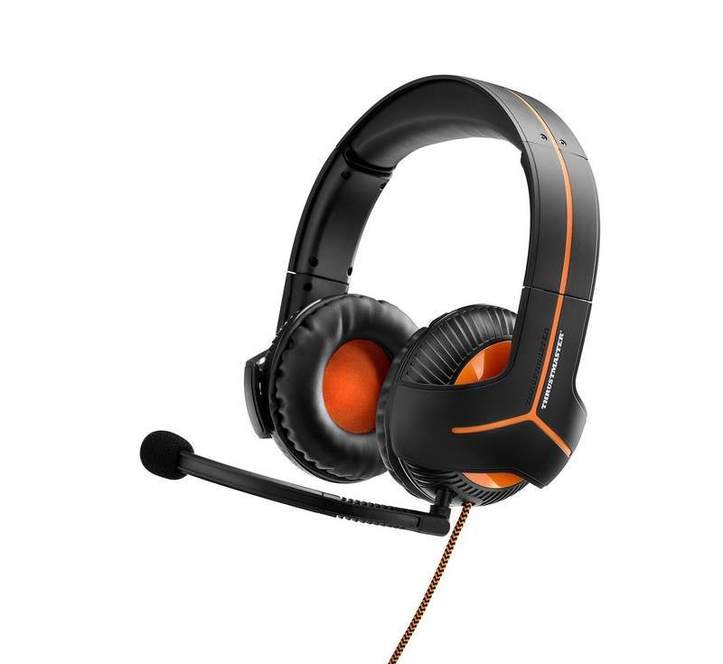 Thrustmaster Introduces Y-350CPX 7.1 Gaming Headset