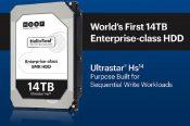 Western Digital HGST 14TB Hs14 HDD