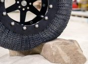 Chainmail Armor Inspires New NASA Rover Wheel Design