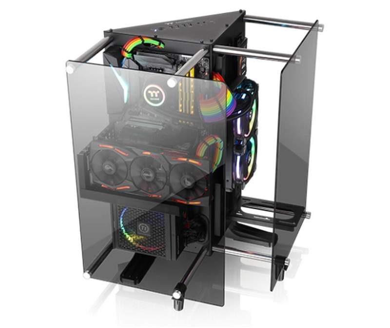 Thermaltake Announces Core P90 Tempered-Glass Edition Case