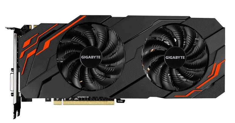 Gigabyte GTX 1070 Ti 8G Windforce 2X Video Card Announced