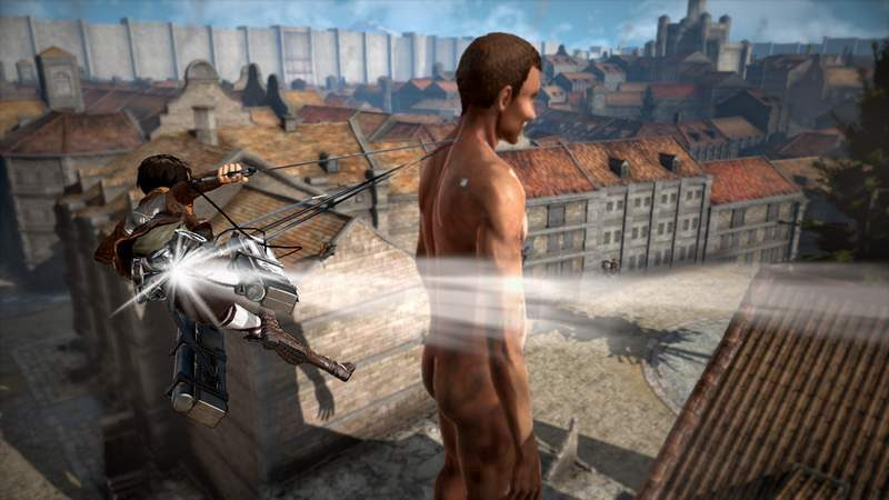 Attack on Titan 2 Game Detailed—Arriving on March 2018