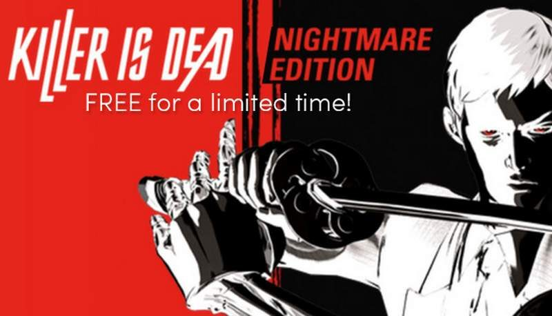 Get 'Killer is Dead' FREE on Humble Bundle for the Next 36H