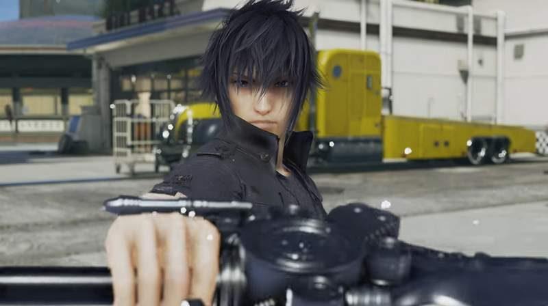 Tekken 7 Adds Noctis from Final Fantasy XV as DLC Character