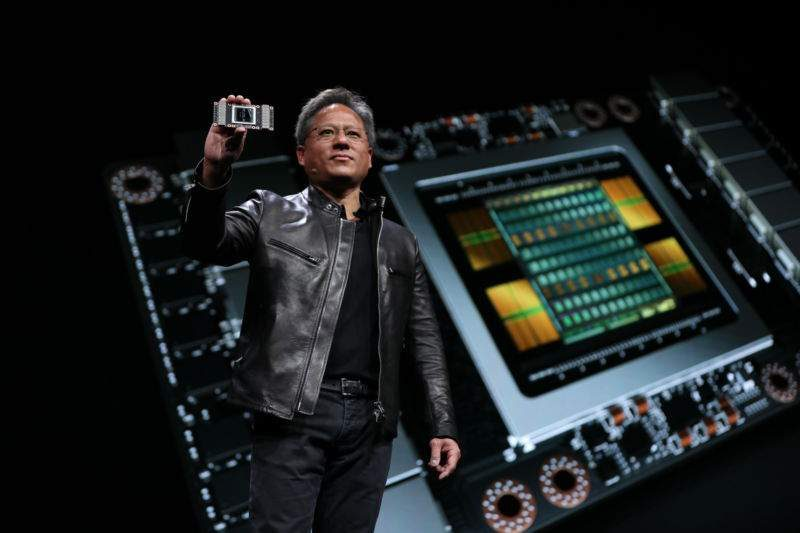 Rumour: NVIDIA Unveiling Next-Gen 'Ampere' at GTC 2018