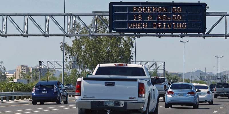 Researchers Blame Pokemon Go for Increased Driving Accidents