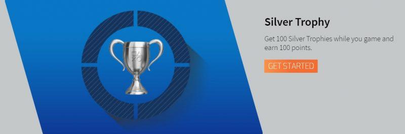 psn silver trophy