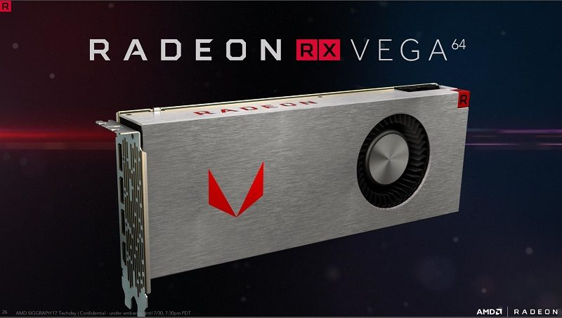AMD Offering Two FREE Games with RX Vega Purchase for Black Friday