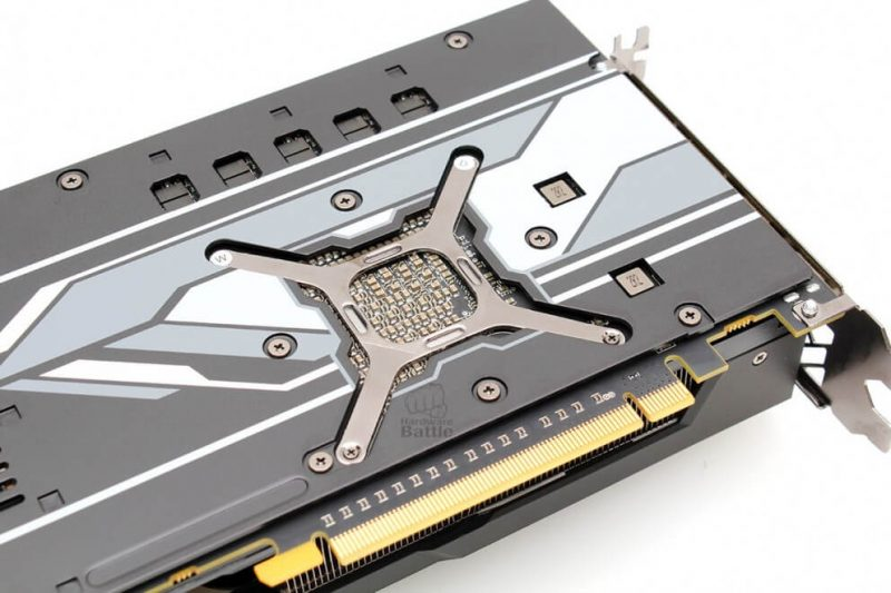 Custom Sapphire RX Vega 64 NITRO Video Card Detailed