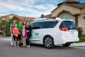 Waymo First to Put Completely Autonomous Car on Public Roads