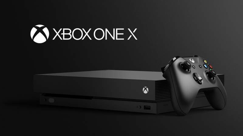 Xbox One X Natively Supports 1440p Displays