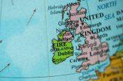 britain 3d map