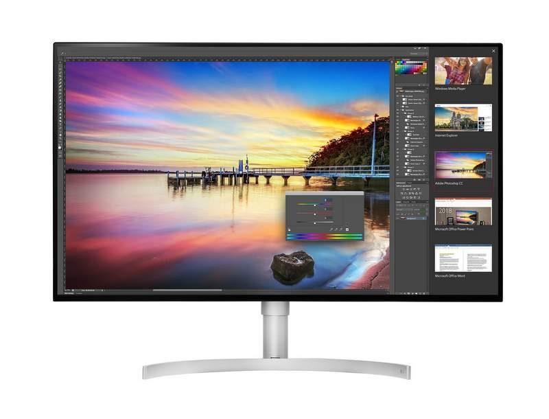 32 inch UHD 4K monitor 1 model 32UK950
