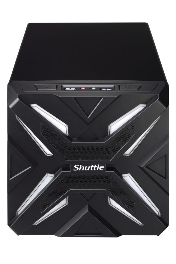 Shuttle Introduces SZ270R9 Mini-PC with RGB LED Front Panel