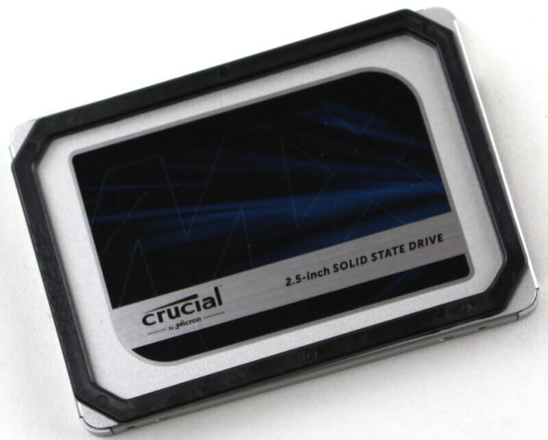 Crucial MX500 1TB Photo box accessory