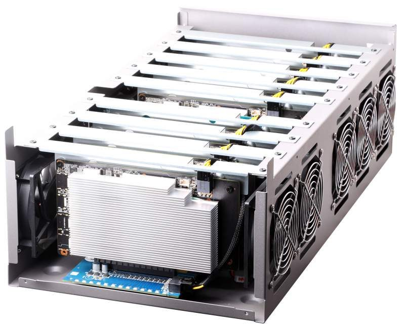 Inno3D Introduces MC3865-9-104 Mining System
