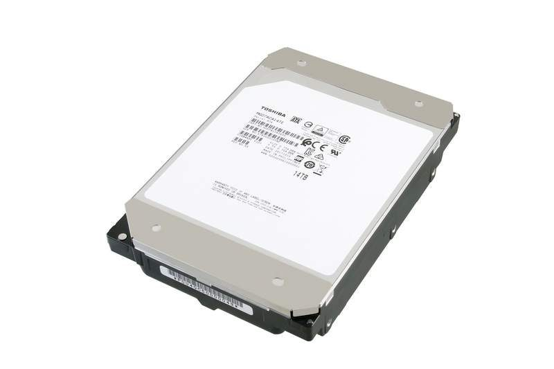 Toshiba Unveils MG07ACA 14TB CMR HDD for Enterprise