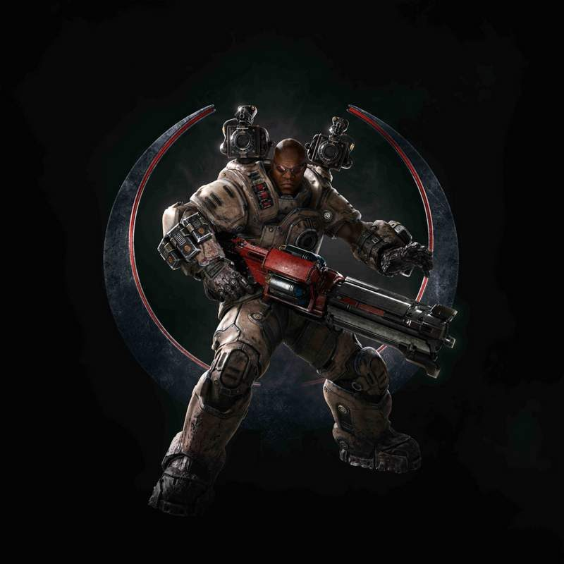 Quake Champions Update Introduces New Character and More