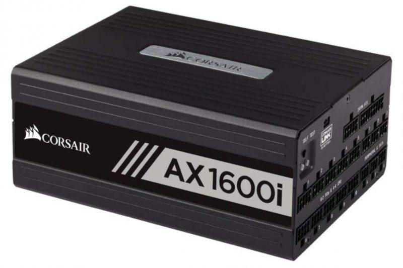 Corsair AX1600i Titanium - The Ultimate Enthusiast PSU?