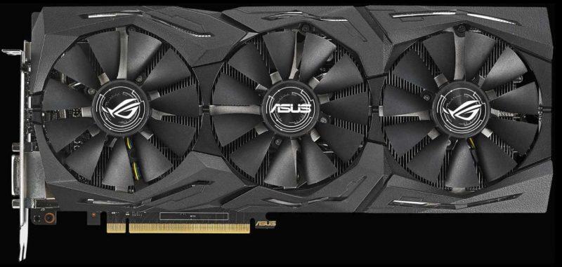 ASUS STRIX GeForce GTX 1070 Ti Review