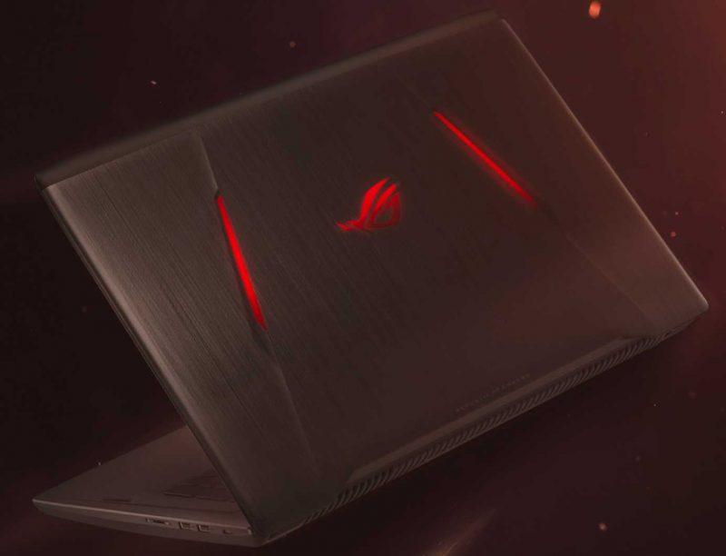 ASUS ROG GL702Z Ryzen Gaming Laptop Review