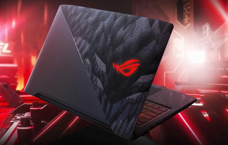 ASUS ROG STRIX HERO GL503V Gaming Notebook Review