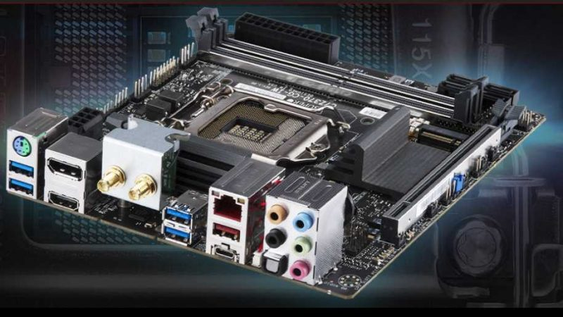 SuperMicro C7Z370-CG-IW Mini-ITX Motherboard Review