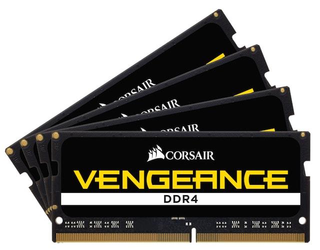 Corsair Launches 4000MHz 32GB SO-DIMM DDR4 Kit