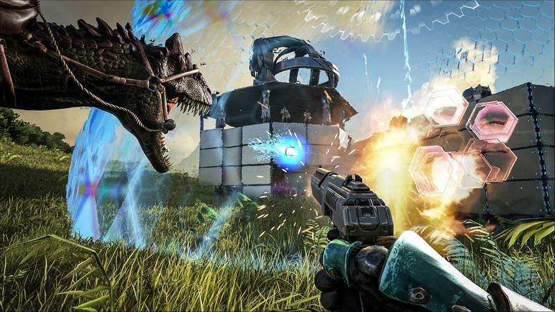 ARK Survival Evolved Now Has Win10 and Xbox One Cross-Play