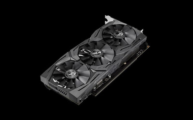 ASUS ROG Strix RX Vega 64 and 56 OC Cards Incoming