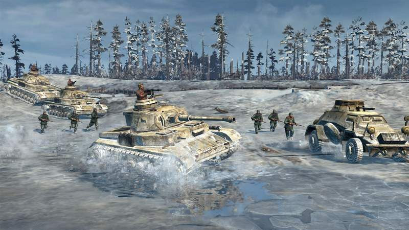 Company of Heroes 2 FREE on Humble Bundle for the Next 48H