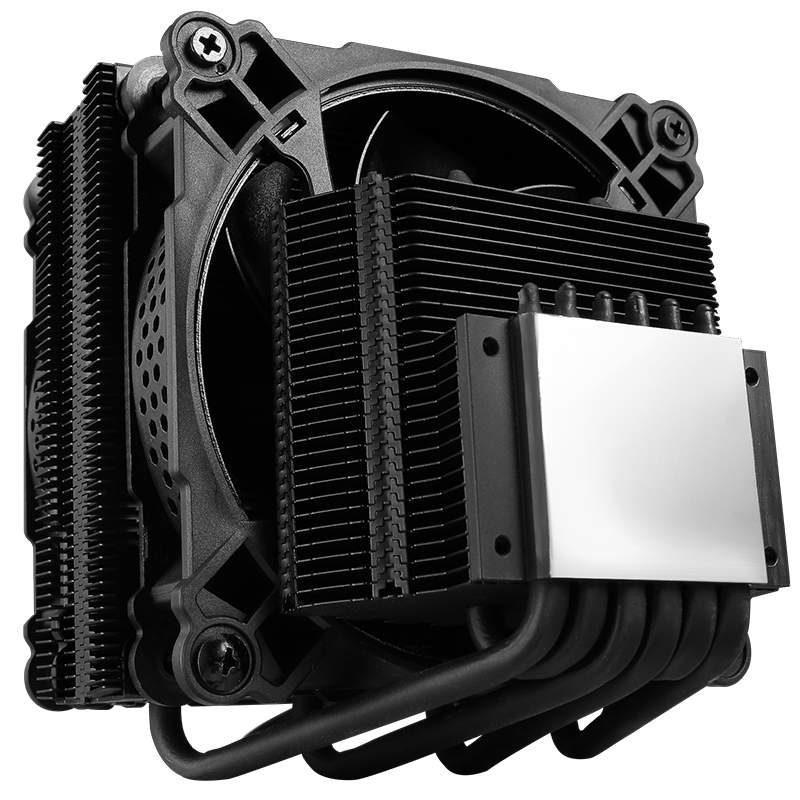 Jonsbo Introduces CR-301 Topflow RGB LED CPU Cooler