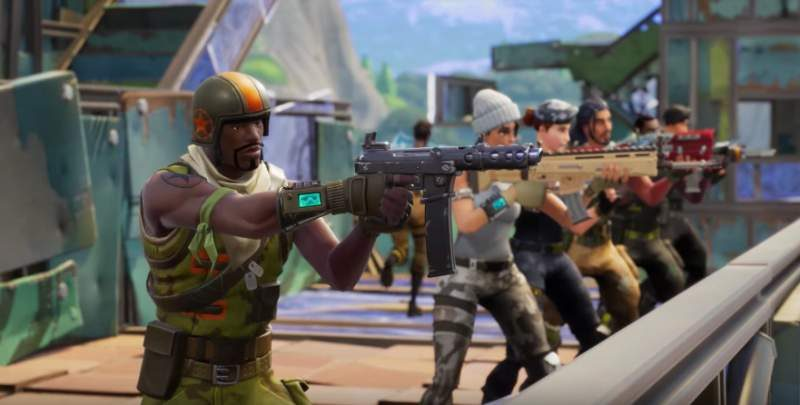 Fortnite Battle Royale 50 vs 50 Mode Available Until Dec. 17