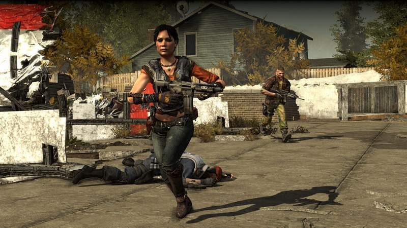 Homefront is FREE from Humble Bundle for the Next 48 Hours